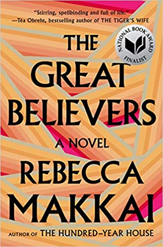 The Great Believers by Rebecca Makkai cover