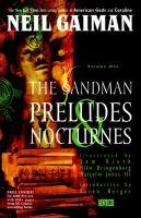 The Sandman by Neil Gaiman cover