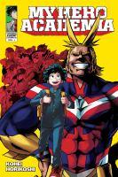 My Hero Academia by Kohei Horikoshi cover