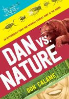 Dan vs. Nature by Don Calame cover