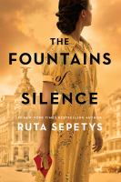 Fountains of Silence by Ruta Sepetys cover