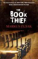 The Book Thief by Markus Zusak cover