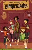 Lumberjanes by Grace Ellis &Noelle Stevenson cover