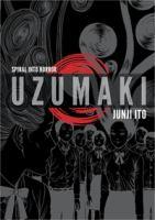 Uzumaki: Spiral into Horror byJunji Ito cover