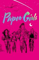 Paper Girls by Brian K. Vaughan cover