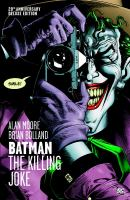 Batman: The Killing Joke by Alan Moore cover
