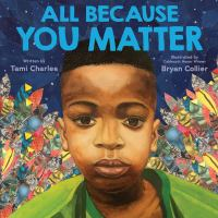 All Because You Matter by Tami Charles cover