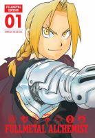 Fullmetal Alchemist by Hiromu Arakawa cover