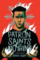 Patron Saints of Nothing by Randy Ribay cover