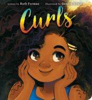 Curls by Ruth Forman cover
