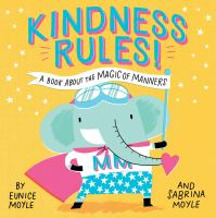 Kindness Rules by Eunice Moyle cover