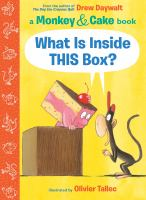 What is Inside This Box? by Drew Daywalt cover