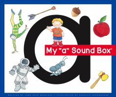 "My ""a"" Sound Box by Jane Belk Moncure cover"