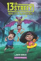 Battle of the Bad-Breath Bats by David Bowles cover