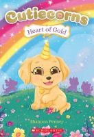 Heart of Gold by Shannon Penney cover