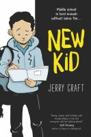 New Kid by Jerry Craft cover