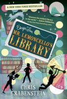 Escape from Mr. Lemoncello's Library by Chris Grabenstein cover