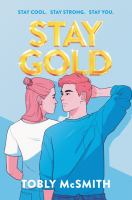 Stay Gold by Tobly McSmith cover