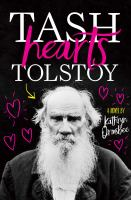 Tash Hearts Tolstoy by Kathryn Ormsbee cover