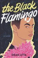 The Black Flamingo by Dean Atta cover